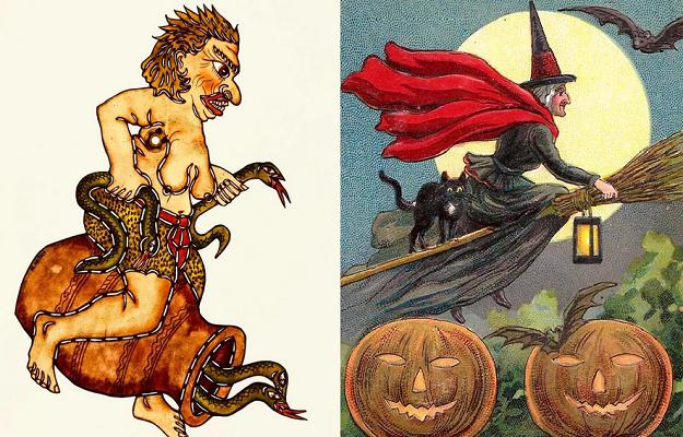 iki cadı