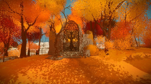 the witness - kapı