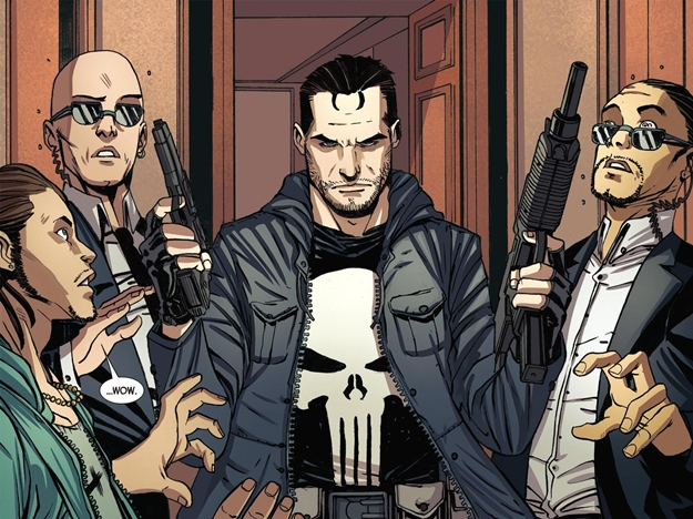Doctor Strange - The Punisher - Magic Bullets Infinite Comic 001 (2016)1 GetComics.INFO