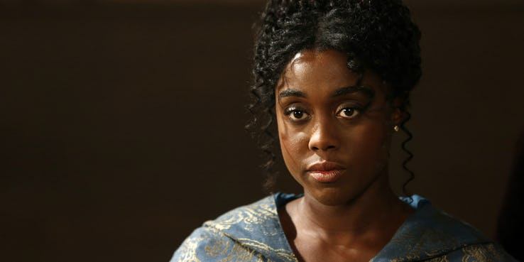 Lashana-Lynch-in-Still-Star-Crossed