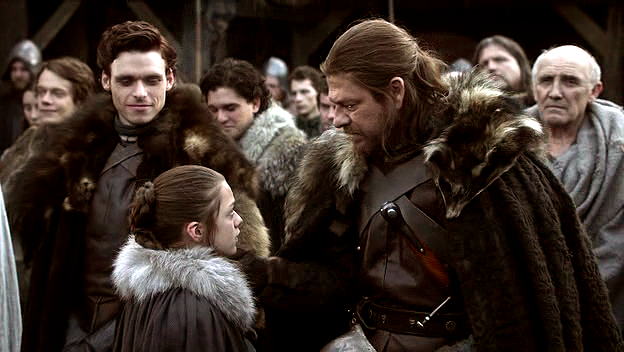 Ned-with-Arya-and-Robb-lord-eddard-ned-stark-31155125-624-352