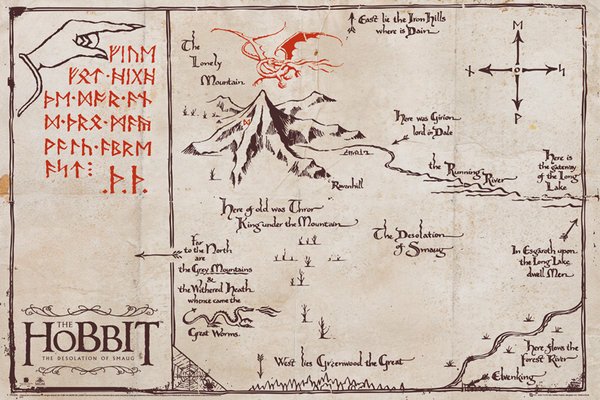 the-hobbit-the-lonely-mountain-map-i16148