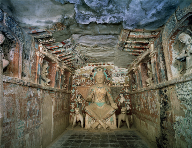 Dunhuang-cave.
