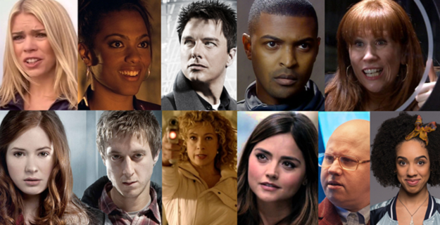 doctor's - companions