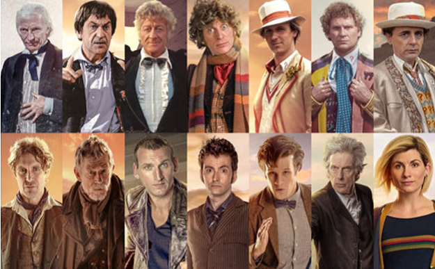 doctor who - doctor's