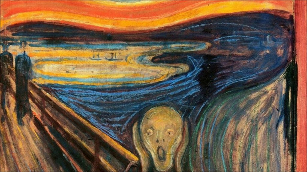 edward munch - the scream