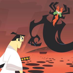 samurai jack - aku