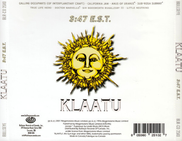 klaatu album