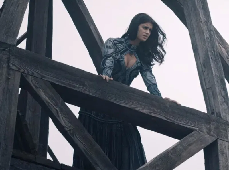 yennefer witcher netflx ep 8