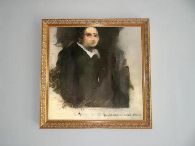 AI-art - algoritmik sanat