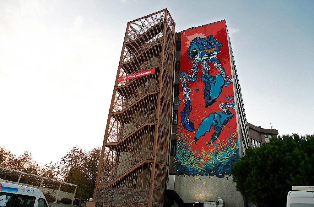 nuka - mural