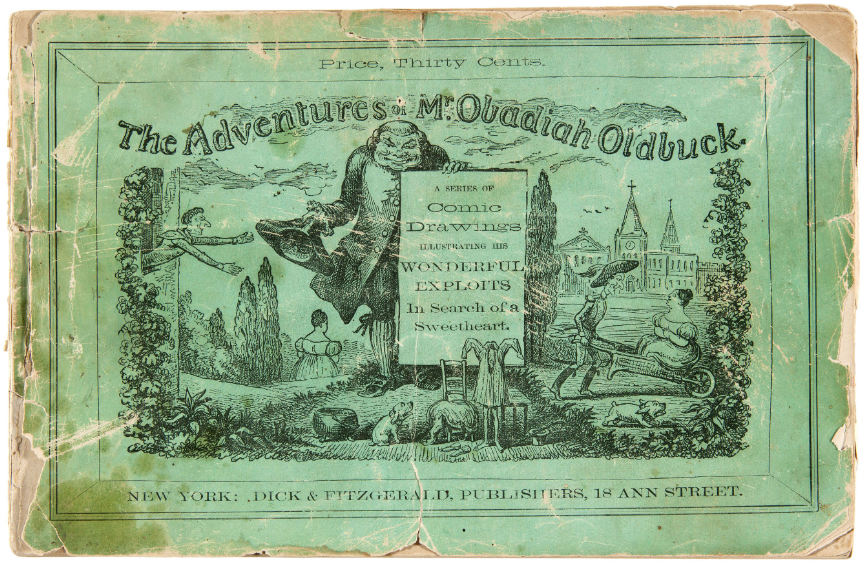 the adventures of mr obadiah oldbuck