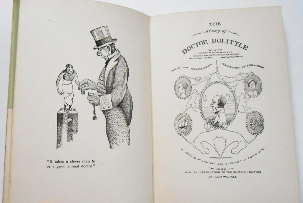 thestory-of- doctor- dolittle