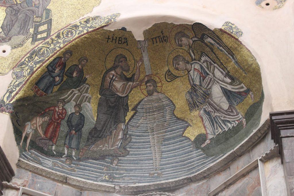 vaftizci yahya - duvar