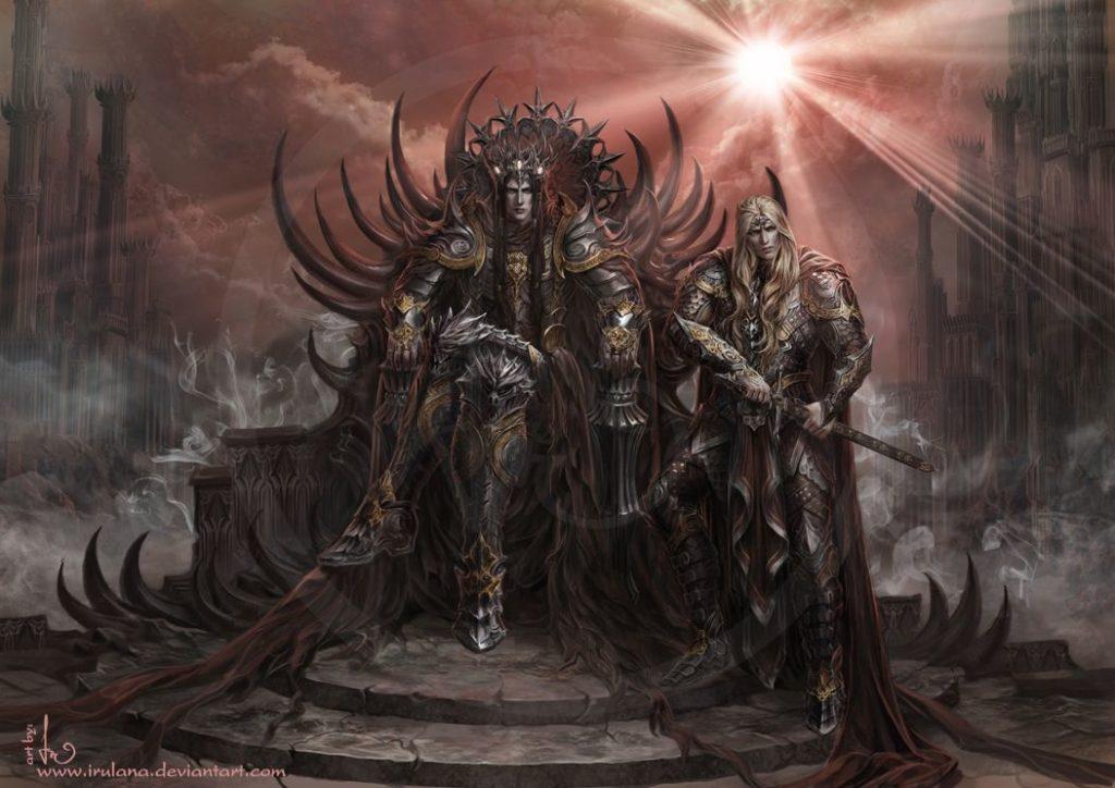 SILMARILLION ANTOLOJİSİ #4: MAIAR VE DÜŞMANLAR: Ossë, Uinen, Melian,  Olórin, Curumo, Melkor, Balroglar, Sauron – Geekyapar!